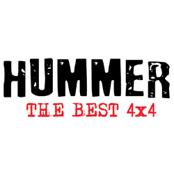 HUMMER THE BEST 4X4