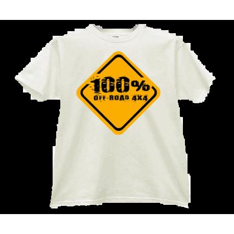 100% OFF ROAD 4X4