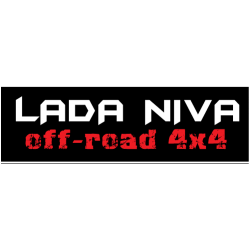 LADA NIVA off road 4x4