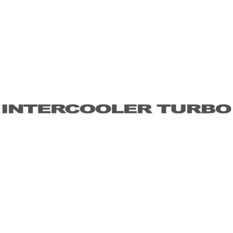 INTERCOOLER TURBO