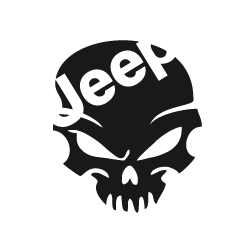 Teschio Jeep