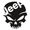 Teschio Jeep