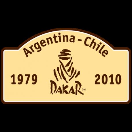 DAKAR - ARGENTINA-CHILE 1979-2010
