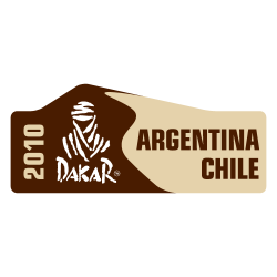 DAKAR - ARGENTINA-CHILE 2010