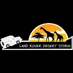 LAND ROVER DESERT STORM