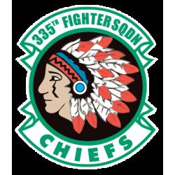 335th FIGHTER SQDN CHIEFS F