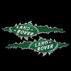 BANDIERA LAND ROVER