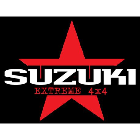 SUZUKI RED ESTREME 4X4