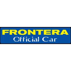 FRONTERA OFFICIAL CAR