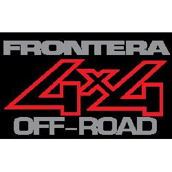 FRONTERA 4x4 OFF ROAD