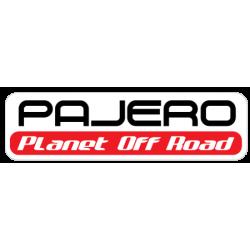 PAJERO PLANET OFF ROAD