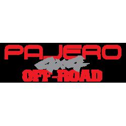 PAJERO 4X4 OFF ROAD