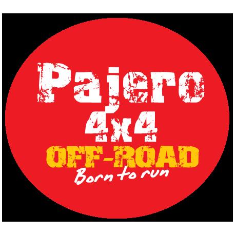 PAJERO BORN TO RUN