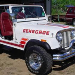 KIT COMPLETO RENEGADE 1983-1984