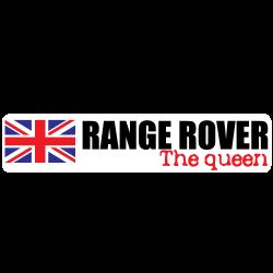 RANGE ROVER THE QUEEN