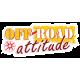 OFF-ROAD ATTITUDE